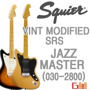 VINT MODIFIED SRS JAZZMASTER (030-2800) 원피스 메이플넥