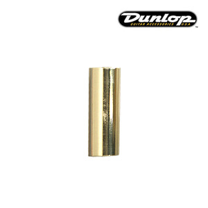 (슬라이드바) Dunlop Medium SOLID BRASS SLIDE 222